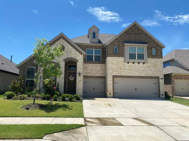 4620 Wilderness Pass, Fort Worth, TX 76262 (MLS #14596312) :: Real Estate By Design