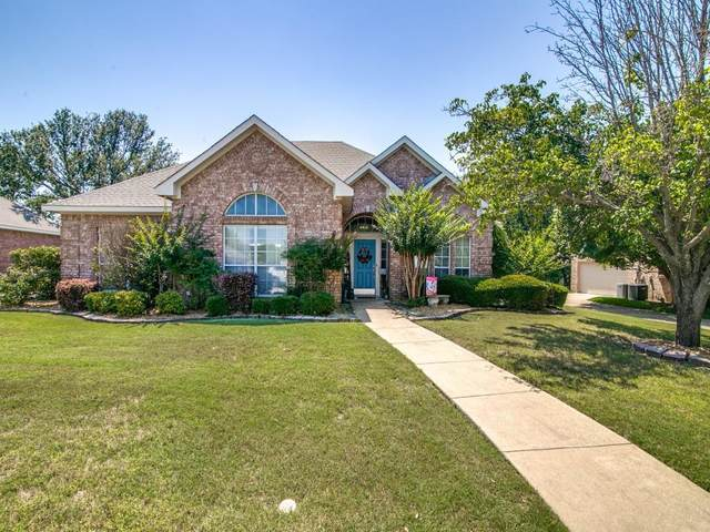 7113 Holden Drive, Rockwall, TX 75087 (MLS #14596432) :: 1st Choice Realty