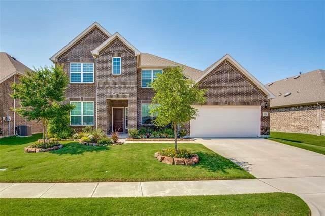 1624 Millican Lane, Aubrey, TX 76227 (MLS #14596437) :: The Great Home Team