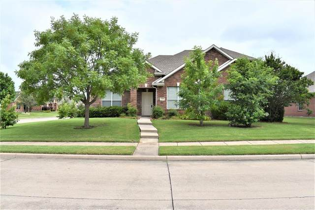 101 Cliffbrook Drive, Wylie, TX 75098 (MLS #14596473) :: Real Estate By Design