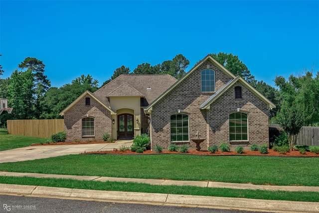233 Woodhaven Drive, Minden, LA 71055 (MLS #14596477) :: Real Estate By Design
