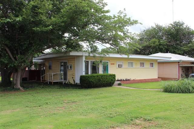 1100 SE 5th Street, Knox City, TX 79529 (MLS #14596794) :: The Property Guys