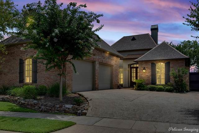 118 Vieux Carre, Bossier City, LA 71111 (MLS #14596825) :: All Cities USA Realty