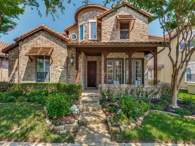 853 Valencia Boulevard, Irving, TX 75039 (MLS #14597012) :: All Cities USA Realty