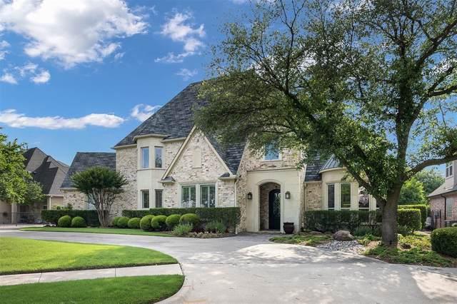 5393 Stone Canyon Drive, Frisco, TX 75034 (MLS #14597247) :: The Kimberly Davis Group