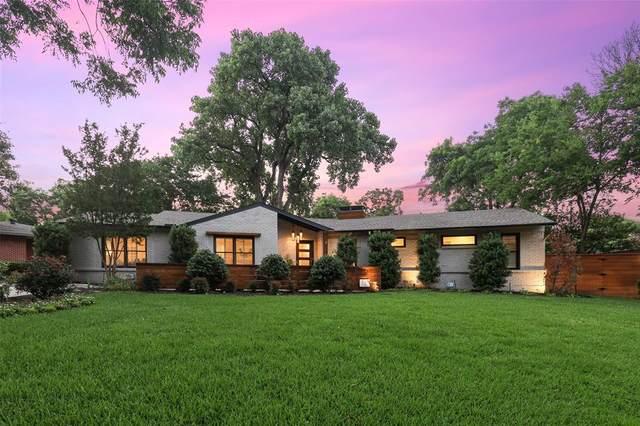 811 Rainbow Drive, Dallas, TX 75208 (MLS #14597276) :: The Kimberly Davis Group