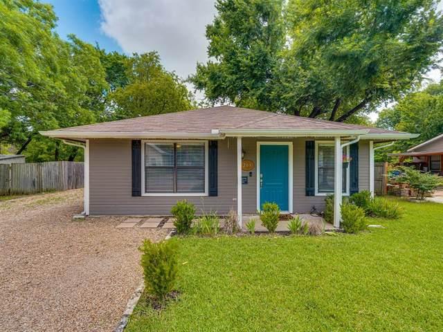 203 Rousseau Street, Waxahachie, TX 75165 (MLS #14597461) :: VIVO Realty
