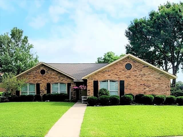 905 Via Barcelona, Mesquite, TX 75150 (MLS #14597476) :: The Hornburg Real Estate Group