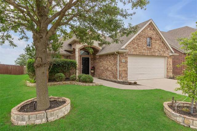 3805 Gregory Drive, Mckinney, TX 75071 (MLS #14597541) :: Real Estate By Design