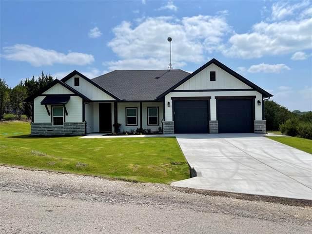 5012 Frio Drive, Granbury, TX 76048 (MLS #14597684) :: Real Estate By Design