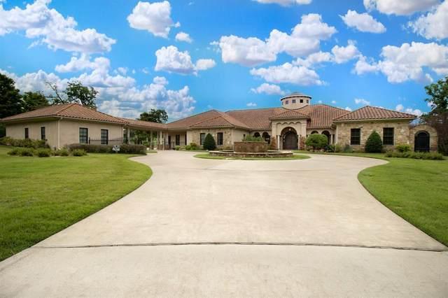 2824 Stewart Way, Tyler, TX 75709 (MLS #14597705) :: Craig Properties Group