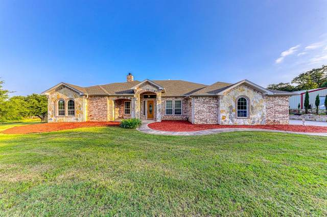 107 Chappel Hill Court, Weatherford, TX 76088 (MLS #14597805) :: Real Estate By Design