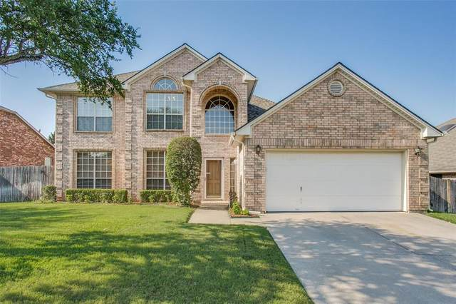 5228 Merced Drive, Fort Worth, TX 76137 (MLS #14597914) :: Real Estate By Design