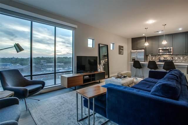 5609 Smu Boulevard #501, Dallas, TX 75206 (MLS #14597952) :: Real Estate By Design