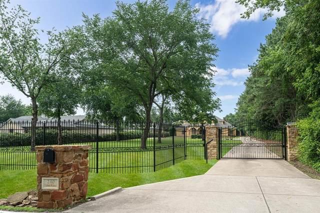240 Lilac Lane, Southlake, TX 76092 (MLS #14598022) :: Real Estate By Design