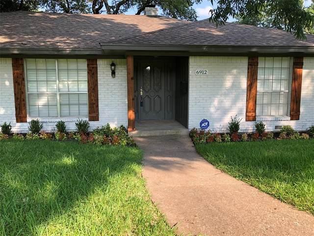 6912 Allview Lane, Dallas, TX 75227 (MLS #14598275) :: Real Estate By Design