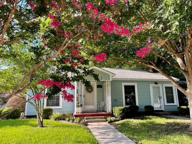 510 W Congress Street, Denton, TX 76201 (MLS #14598311) :: Real Estate By Design