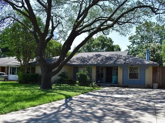 529 Westwood Drive, Richardson, TX 75080 (MLS #14598354) :: Real Estate By Design