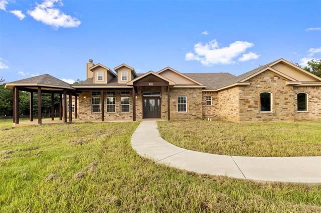201 Bishop Street, Alvarado, TX 76009 (MLS #14598401) :: The Chad Smith Team