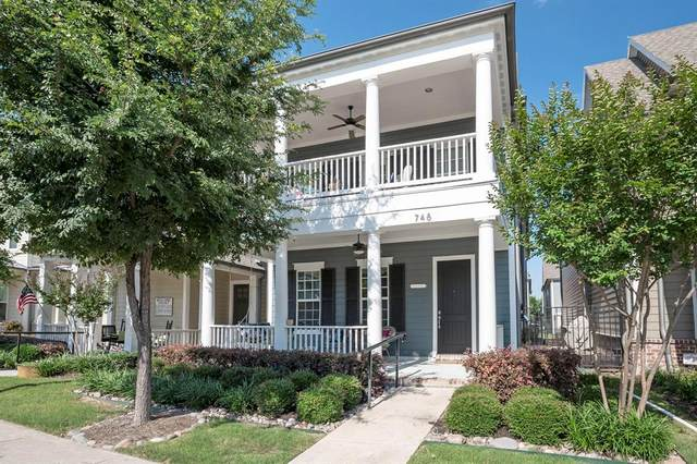 748 S Coppell Road, Coppell, TX 75019 (MLS #14598461) :: The Heyl Group at Keller Williams