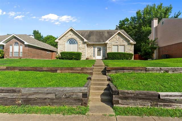 1510 Grinstad Drive, Garland, TX 75040 (MLS #14598536) :: Craig Properties Group