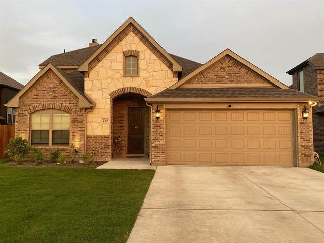 2769 Livia Irene Street, Burleson, TX 76028 (MLS #14598592) :: Real Estate By Design