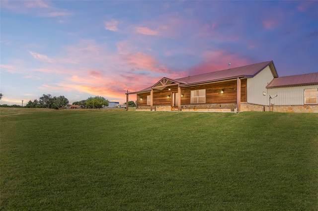 3245 Goshen Road, Springtown, TX 76082 (MLS #14598628) :: Keller Williams Realty
