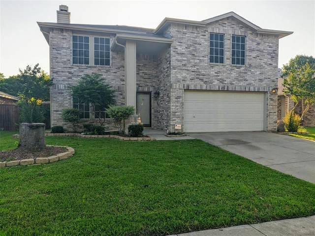 8104 Winding Stream Lane, Denton, TX 76210 (MLS #14598643) :: Real Estate By Design