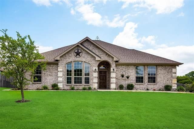 900 Royse Ridge Road, Ennis, TX 75119 (MLS #14598657) :: Real Estate By Design