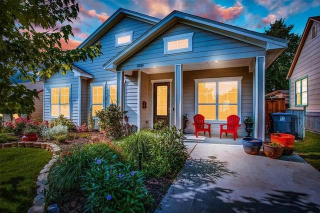 3526 Ivandell Avenue, Dallas, TX 75211 (MLS #14598692) :: The Good Home Team