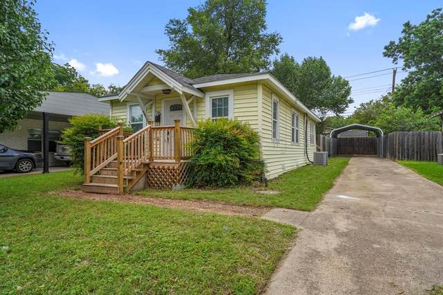 4812 Calmont Avenue, Fort Worth, TX 76107 (MLS #14598798) :: The Russell-Rose Team