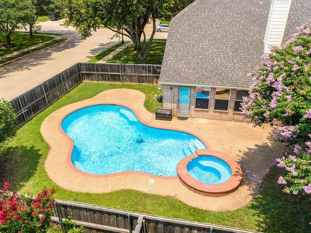 1209 Rosewood Trail, Flower Mound, TX 75028 (MLS #14598978) :: Rafter H Realty