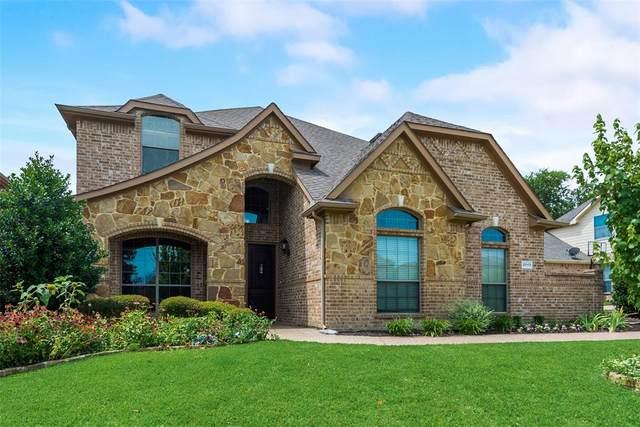 8012 Red River Run, North Richland Hills, TX 76180 (MLS #14598994) :: Trinity Premier Properties