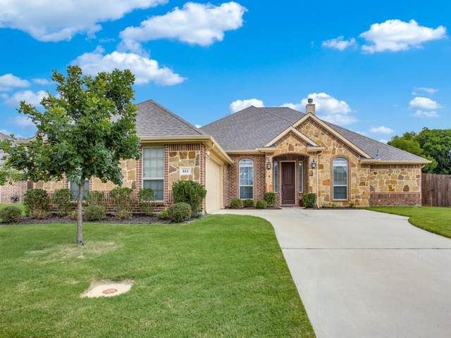 511 Sun Meadow Drive, Wylie, TX 75098 (MLS #14599076) :: Real Estate By Design