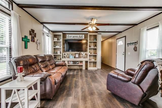 104 N Sinclair Avenue, Kerens, TX 75144 (MLS #14599209) :: Real Estate By Design