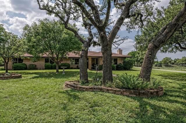 1206 N Main, Meridian, TX 76665 (MLS #14599223) :: Real Estate By Design