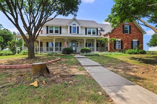 3817 Ganzer Road W, Denton, TX 76207 (MLS #14599328) :: Real Estate By Design