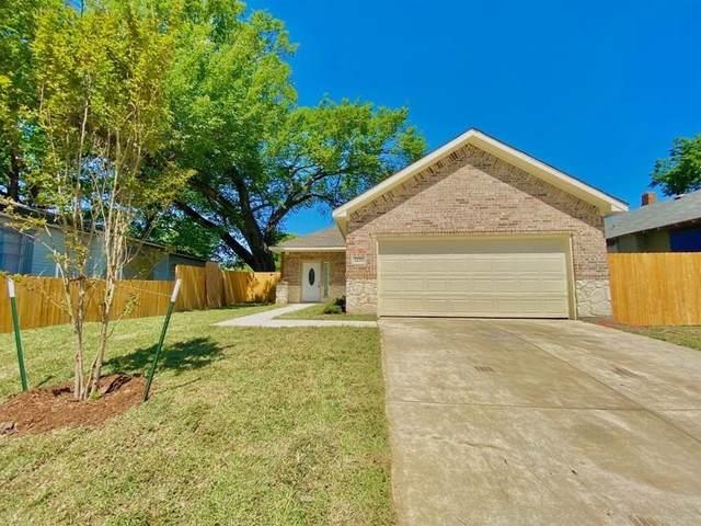 2331 Starks Avenue, Dallas, TX 75215 (MLS #14599529) :: The Good Home Team