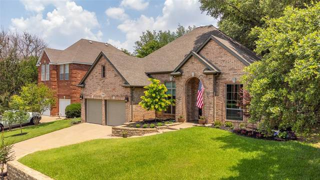 3212 Furlong Drive W, Flower Mound, TX 75022 (MLS #14600261) :: Robbins Real Estate Group
