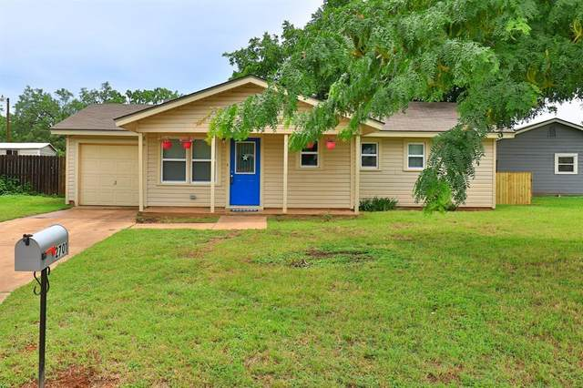 2701 Mimosa Drive, Abilene, TX 79603 (MLS #14600288) :: The Russell-Rose Team