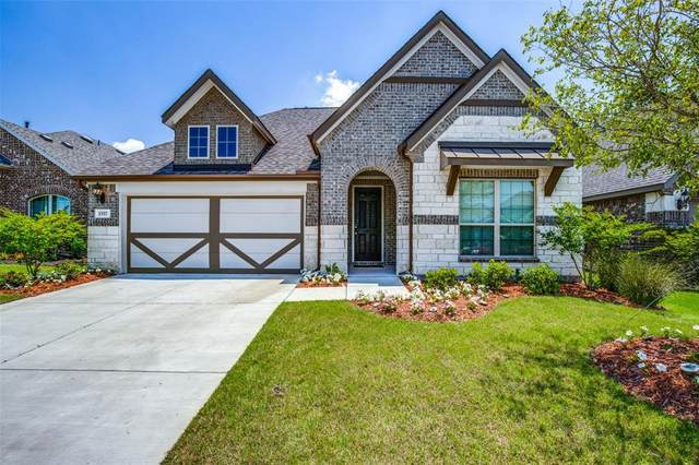 1337 Greenbelt Drive, Forney, TX 75126 (MLS #14600522) :: Real Estate By Design