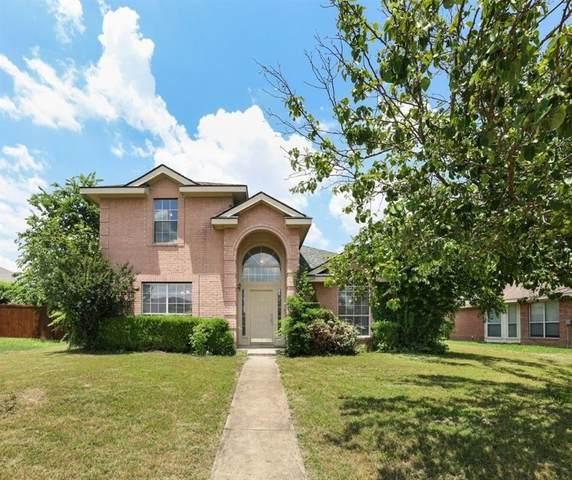 1229 Cypress Lane, Lancaster, TX 75146 (MLS #14600849) :: Robbins Real Estate Group