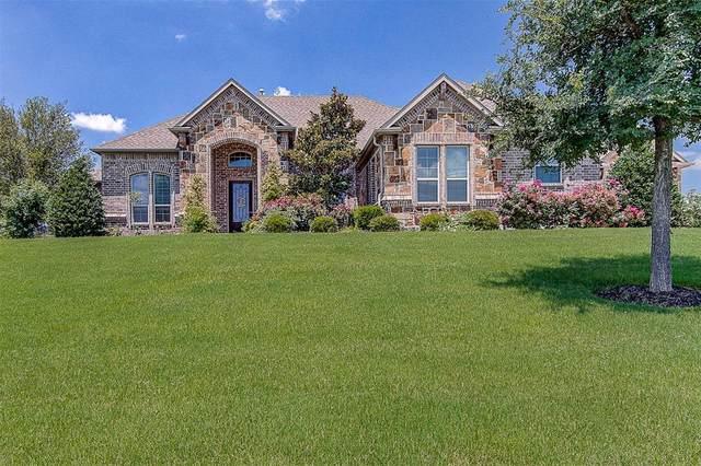 12532 Bella Vita Drive, Fort Worth, TX 76126 (MLS #14601110) :: Real Estate By Design