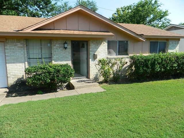 4031 Happy Canyon Drive, Dallas, TX 75241 (MLS #14601152) :: The Chad Smith Team