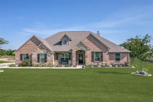 129 High Country Road, Decatur, TX 76234 (MLS #14601321) :: Trinity Premier Properties