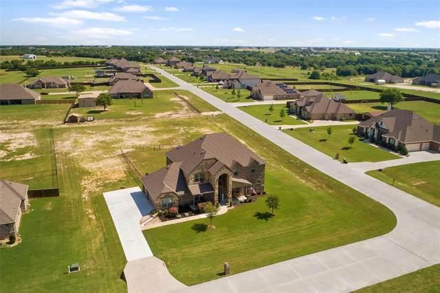 100 Prairie Clover Court, Waxahachie, TX 75167 (MLS #14601334) :: Wood Real Estate Group