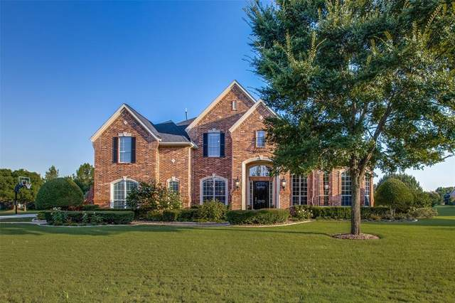 1010 Briardale Court, Fairview, TX 75069 (MLS #14601358) :: The Rhodes Team