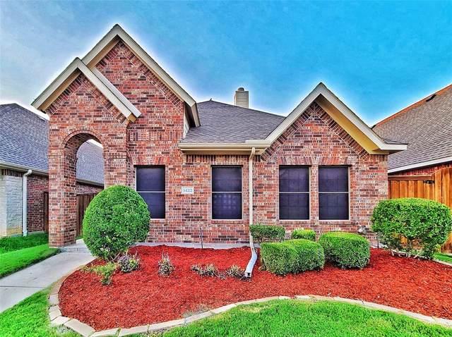 1422 Snowberry Drive, Allen, TX 75013 (MLS #14601392) :: The Good Home Team