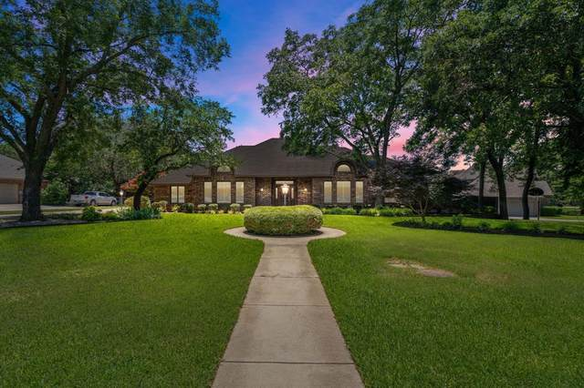 3800 Montecito Drive, Denton, TX 76205 (MLS #14601447) :: Robbins Real Estate Group