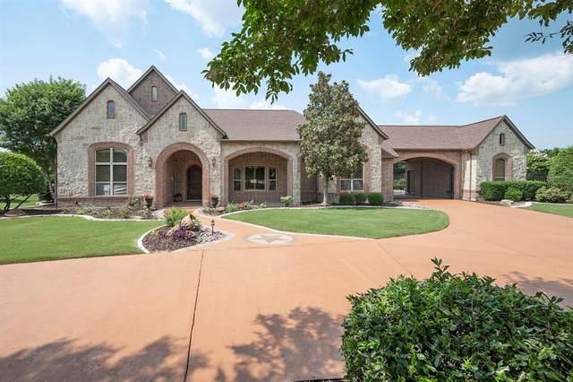 400 Wyndemere, Heath, TX 75032 (MLS #14601990) :: Real Estate By Design